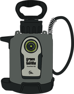 Pressure Sprayer Green Gorilla ProLine Comparison Vi Series